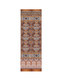 Sevillianischen kupfer mosaiken MZ-M054-941