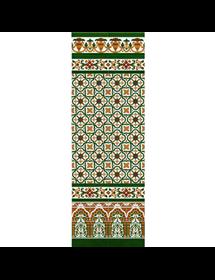 Mosaico Sevillano colores MZ-M031-01