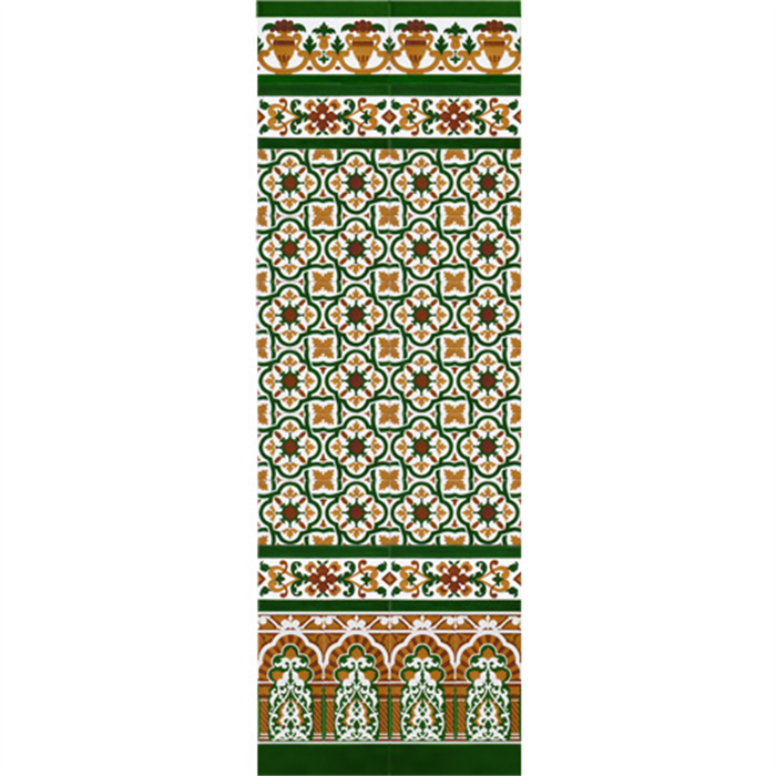 Sevillian reliev mosaic MZ-M031-01