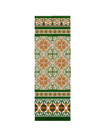 Sevillian reliev mosaic MZ-M032-01