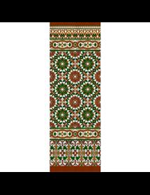 Sevillian reliev mosaic MZ-M052-01