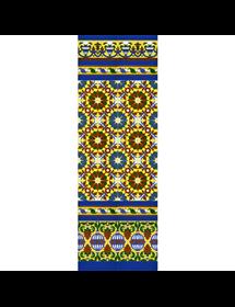 Sevillian reliev mosaic MZ-M052-03