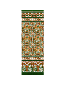 Sevillian reliev mosaic MZ-M054-01