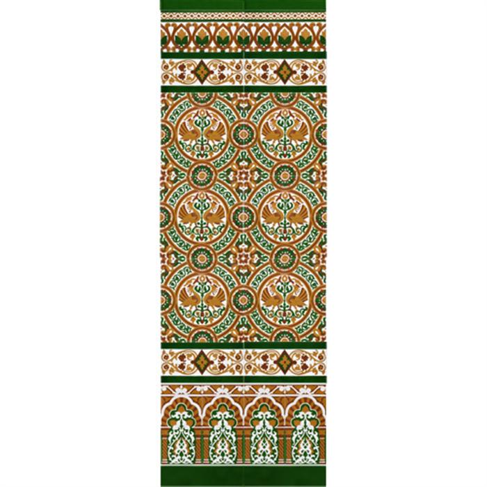 Mosaico Sevillano colores MZ-M054-01