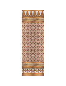 Arabian copper mosaic MZ-M006-91