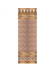 Arabischen kupfer mosaiken MZ-M006-91