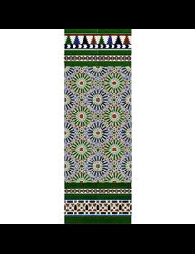 Arabischen farbigen mosaiken MZ-M012-00