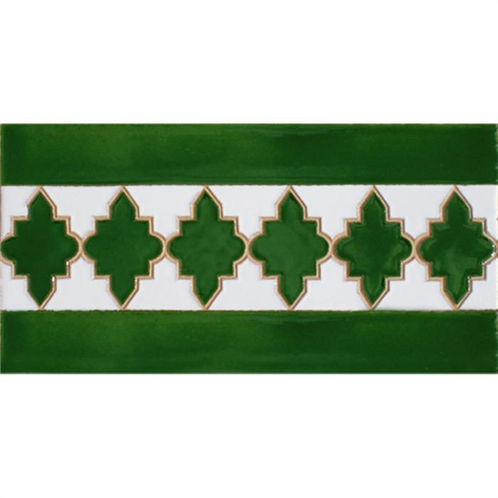 Azulejo Árabe relieve MZ-004-21