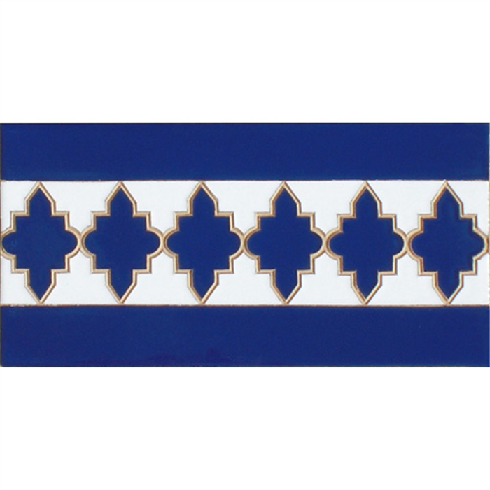 Azulejo Árabe relieve MZ-004-41