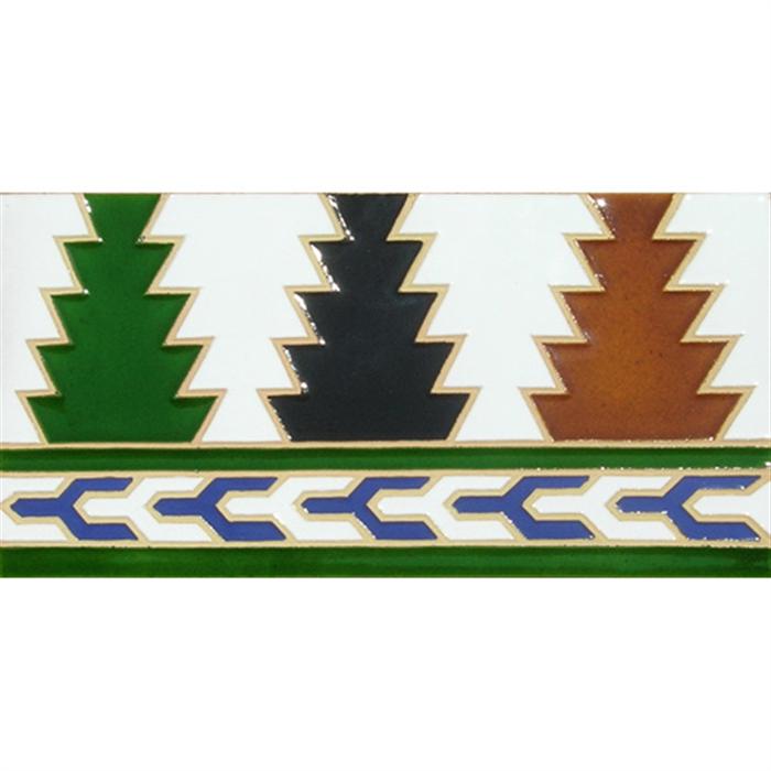 Relief Arabian tile MZ-005-00