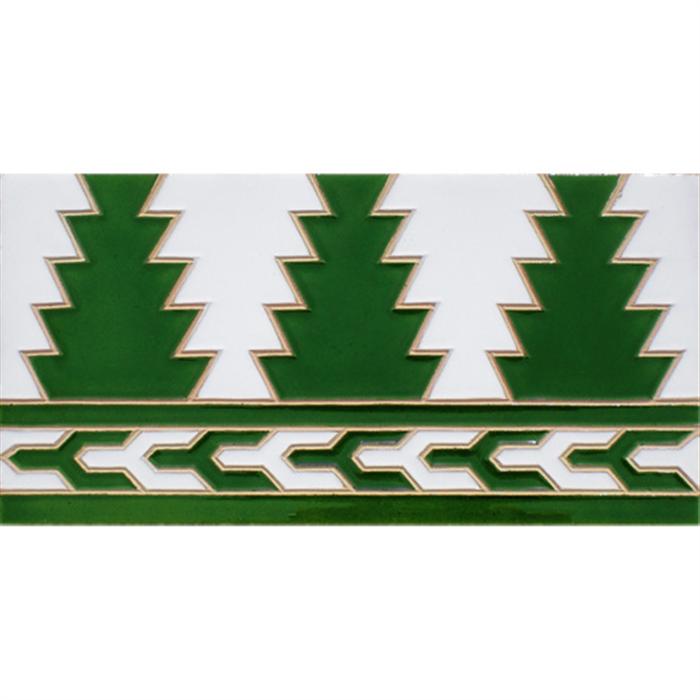 Relief Arabian tile MZ-005-21