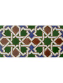 Relief Arabian tile MZ-006-00