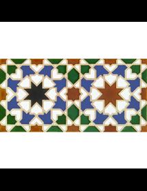 Arabischen geprägte fliesen MZ-007-00