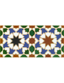 Relief Arabian tile MZ-007-00