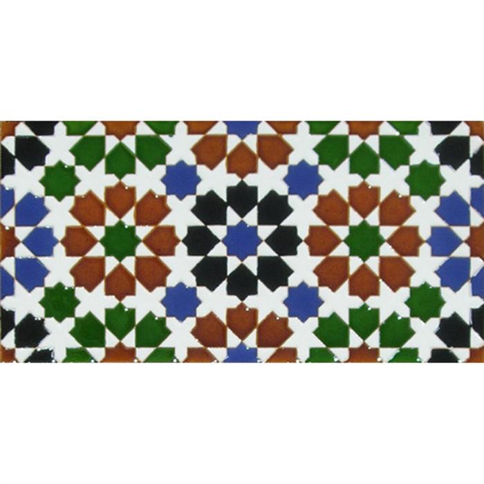 Relief Arabian tile MZ-010-00