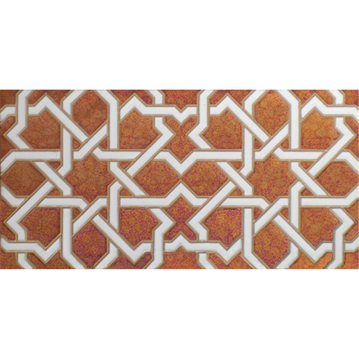Azulejo Árabe relieve MZ-006-91