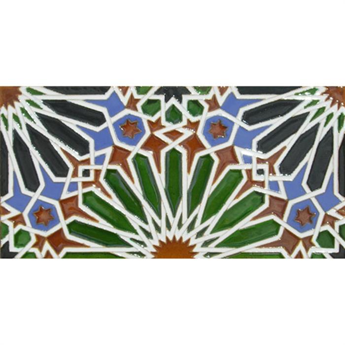 Relief Arabian tile MZ-012-00