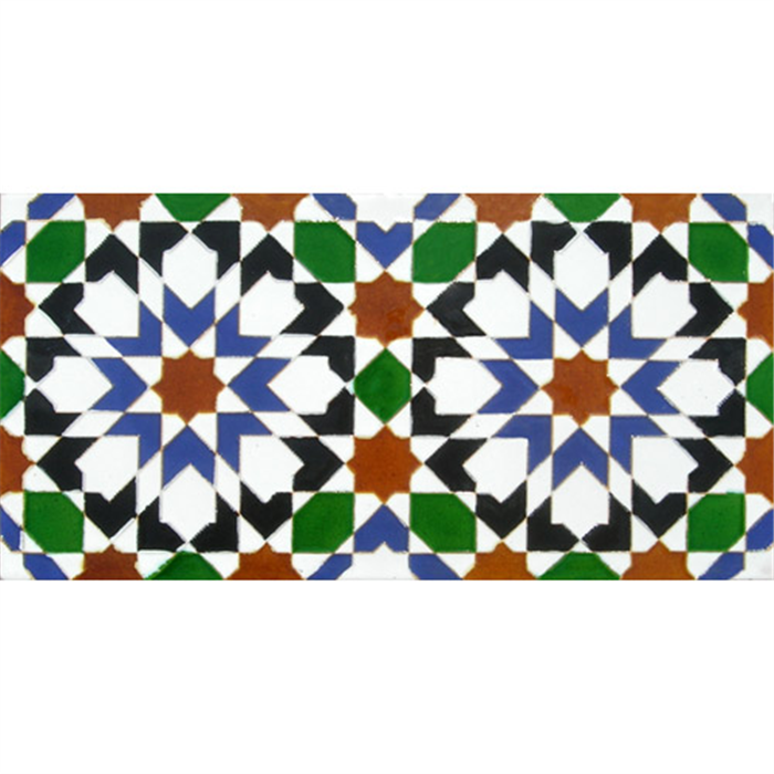 Relief Arabian tile MZ-013-00