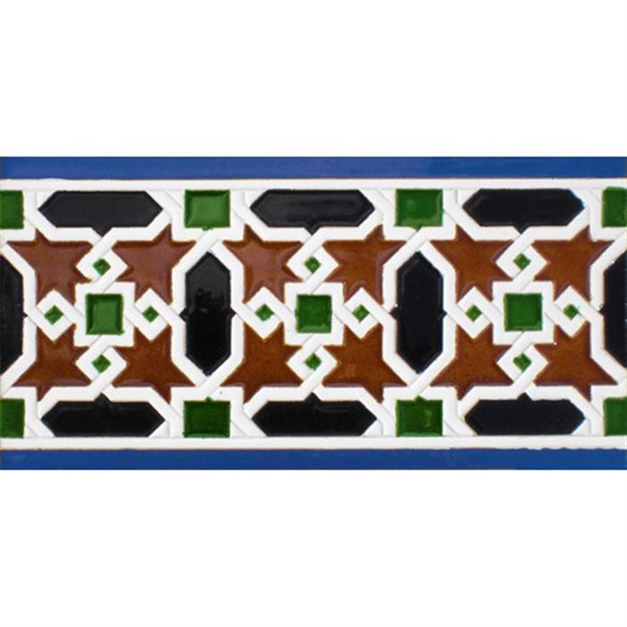 Relief Arabian tile MZ-015-00
