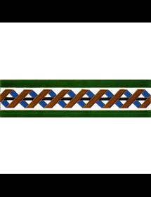 Arabischen geprägte fliesen MZ-017-00