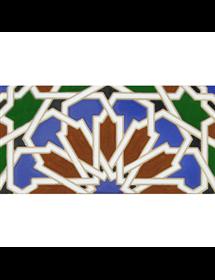 Arabischen geprägte fliesen MZ-040-00