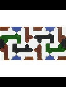 Arabischen geprägte fliesen MZ-041-00