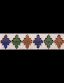 Arabischen geprägte fliesen MZ-061-00