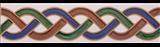 Azulejo Árabe relieve MZ-062-00