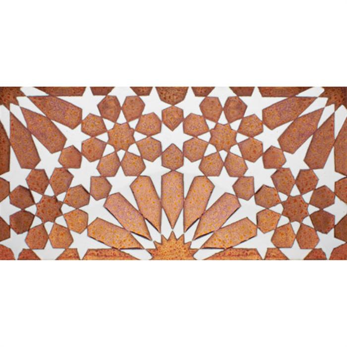 Azulejo Árabe relieve MZ-011-91