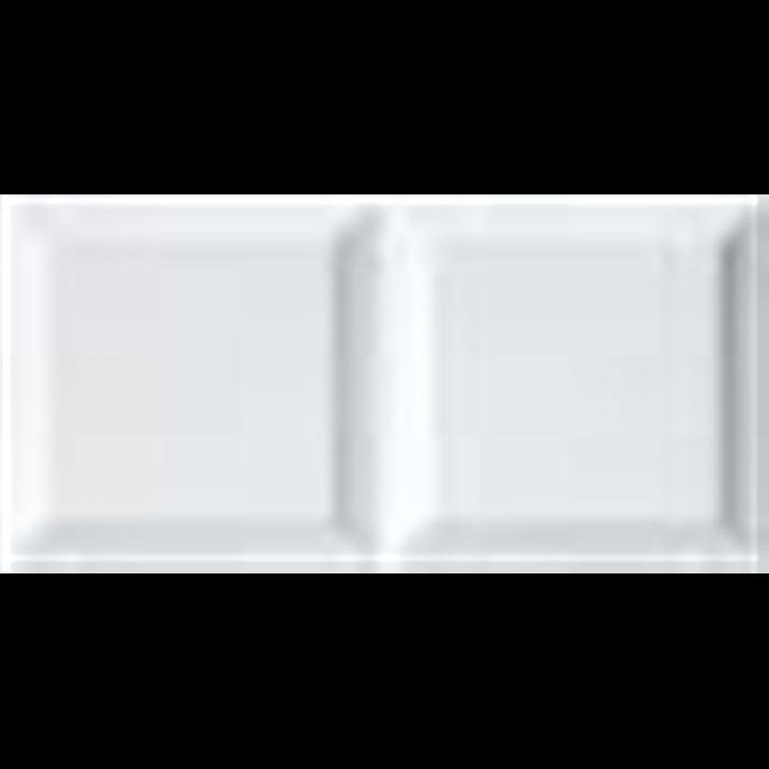 Double bevelled tile MZ-179-11